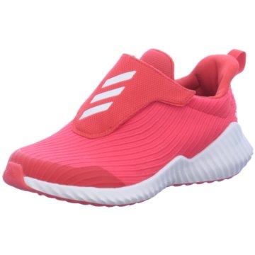 adidas Trainings- und HallenschuhFortaRun Schuh - AH2626 rot