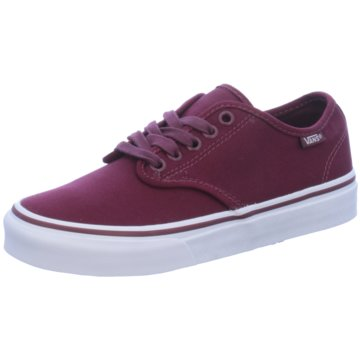 Vans Top Trends Sneaker rot