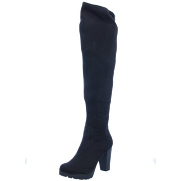 95e2442aa1df Damen Overknee Stiefel reduziert | SALE bei schuhe.de