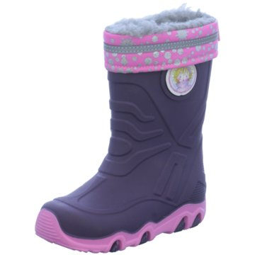 Pölking Winterboot lila