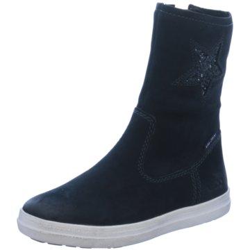 Vado Hoher Stiefel blau