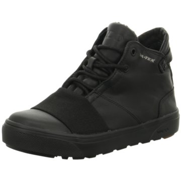 Vado Sneaker High schwarz