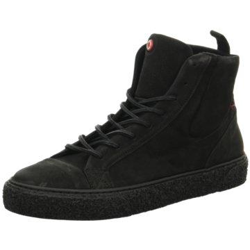 Nobrand Sneaker High schwarz