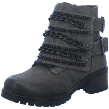 Baboos Biker Boot grau