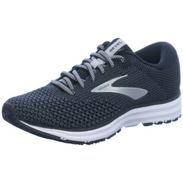 Brooks Running schwarz