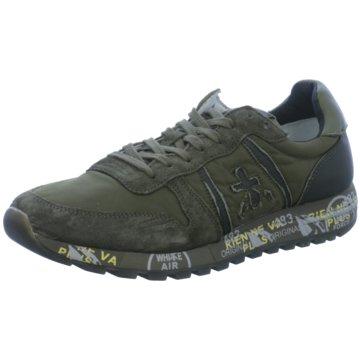 Premiata Sneaker Low grün