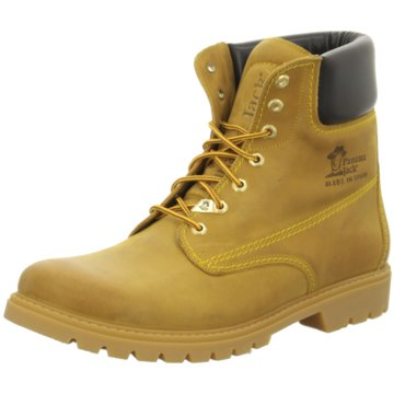 Panama Jack Boots Collection gelb