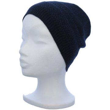 Seeberger Mütze Damen blau