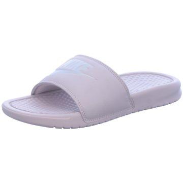 Nike Badelatsche rosa