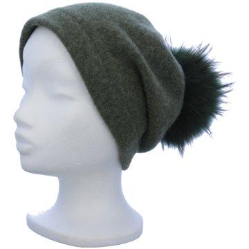 Seeberger Mütze Damen grün