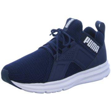 Puma Top Trends Sneaker blau