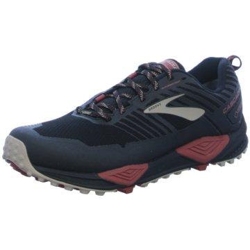 Brooks Outdoor Schuh schwarz