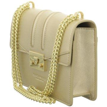 SEIDENFELT Taschen Damen gold