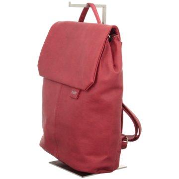 Zwei Taschen rot