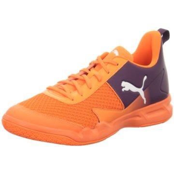 Puma Sportschuh orange