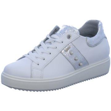 Igi&Co Sneaker Low weiß