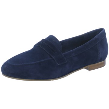 Fantasy Shoes Klassischer Slipper blau
