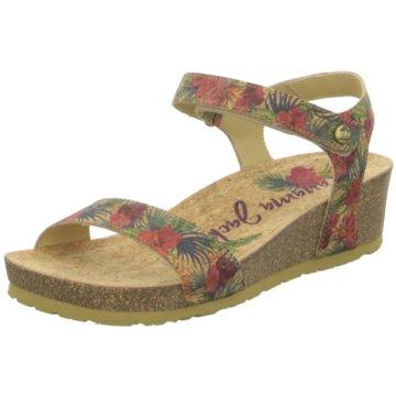 Panama Jack Komfort Sandale bunt