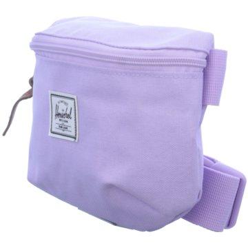 Herschel Taschen lila