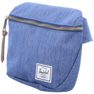 Herschel Taschen blau