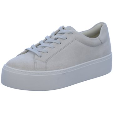 Vagabond Plateau Sneaker grau
