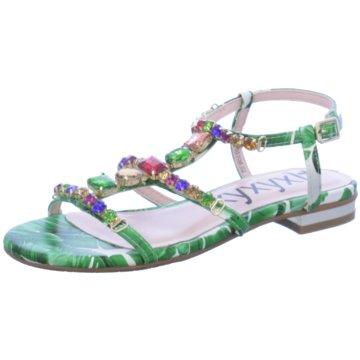 xyxyx Sandale grün
