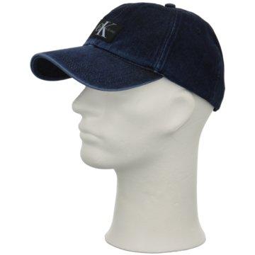 Calvin Klein Caps Damen blau