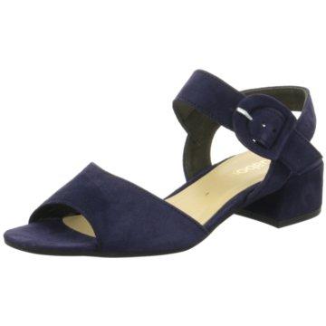 Semler Damen Comfort Fussbett Sandale Sandalette rot weiss NEU REDUZIERT SALE