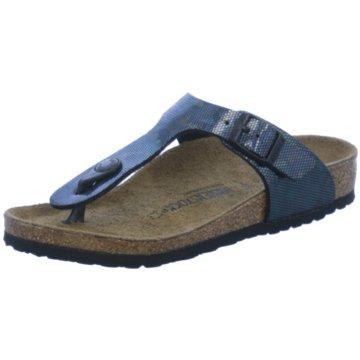 Birkenstock Offene Schuhe schwarz