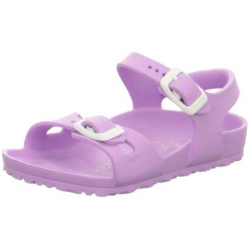 Birkenstock Kleinkinder Mädchen lila