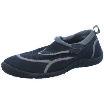 Fashy Outdoor Schuh schwarz