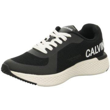 Calvin Klein Street Look schwarz