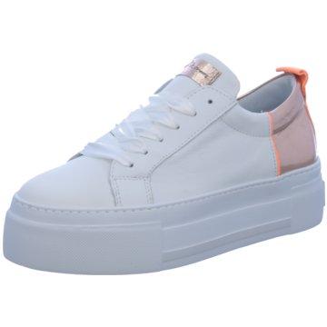Alpe Woman Shoes Top Trends Sneaker weiß