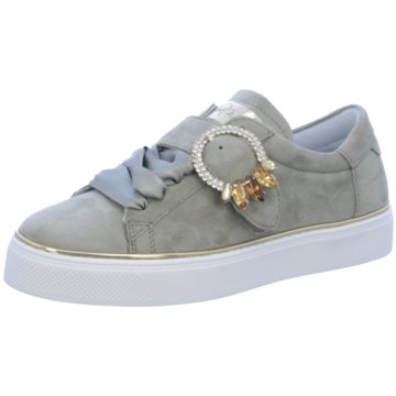 Alpe Woman Shoes Sneaker Low grün