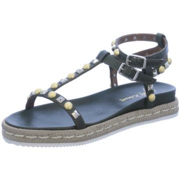 Alpe Woman Shoes Römersandale grün
