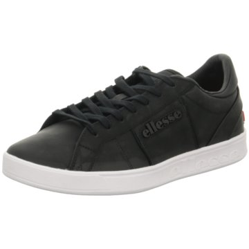 Ellesse Sneaker Sports schwarz
