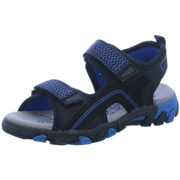 Superfit Offene SchuheHike schwarz