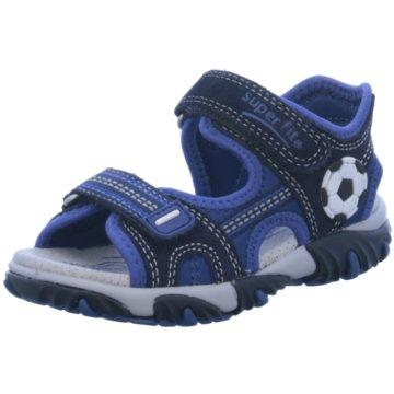 Superfit SandaleMike 2 blau
