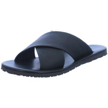 The Sandals Factory Klassische Pantolette schwarz