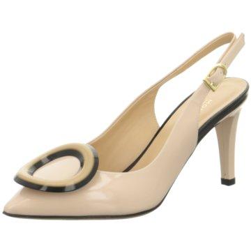 Moda di Fausto Slingpumps beige