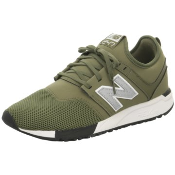 New Balance Street Look oliv