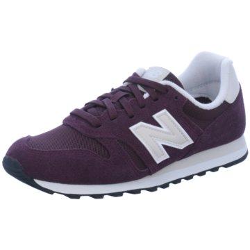 New Balance Sneaker Sports rot
