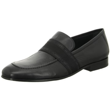 Karl Lagerfeld Business Slipper schwarz