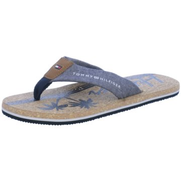Tommy Hilfiger Chambray Beach Sandal