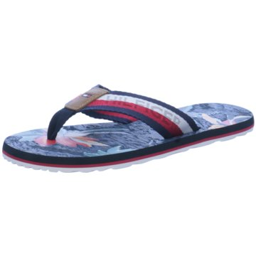 Tommy Hilfiger Tropical Print Beach Sandal