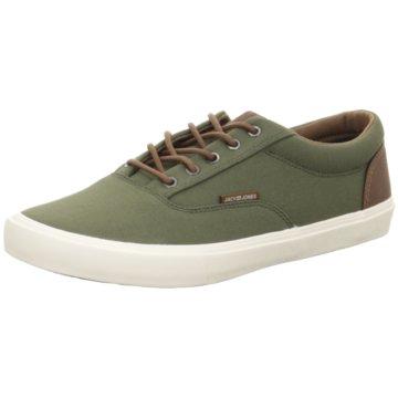 Jack & Jones Sneaker Low oliv