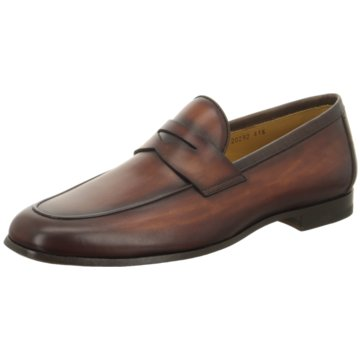Magnanni Business Slipper braun