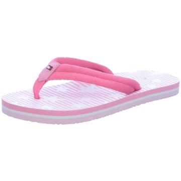 Tommy Hilfiger Pool Slides rosa
