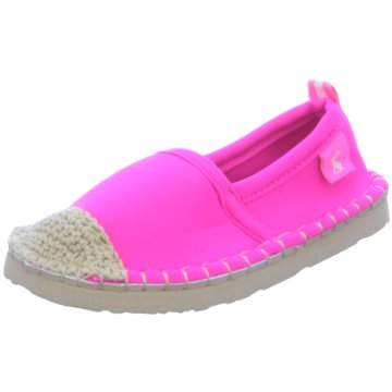 Joules Slipper pink