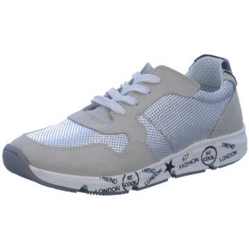 Melania Sneaker Low grau